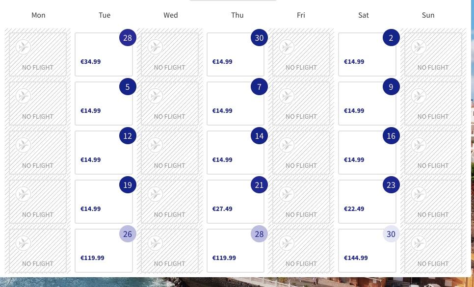 Poprad – Londýn v decembri už od 9,99€ za jednosmernú letenku