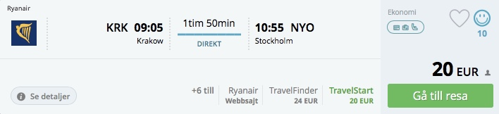 Výlet do 6 európskych miest už od 124€ za všetky letenky!