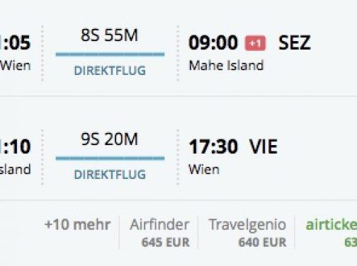 Vianoce na Seychelach! Priamy let z Viedne za 638€