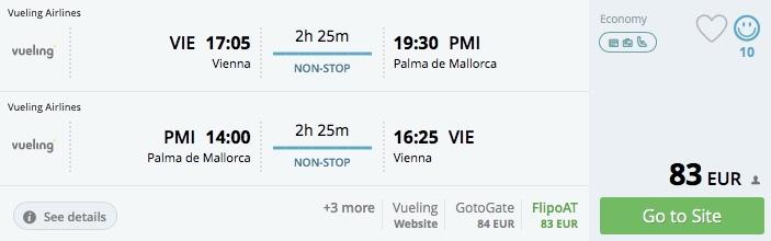 LETO 2018 Viedeň – Malorka už od 80€