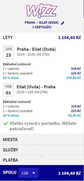 24 hodinový výpredaj Wizz Air