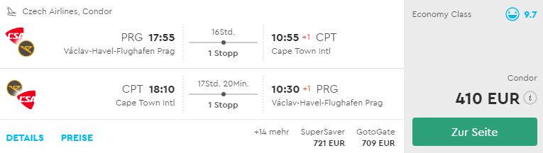 Juhoafrická republika: Kapské mesto s odletom z Prahy už za 410€ (termíny aj počas vianoc)