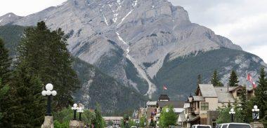 Kanada: Calgary, Banff a Radium Hot Springs