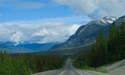 Západná Kanada: Icefields Parkway