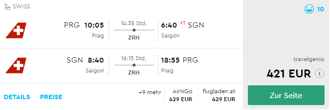 Vietnam: Ho Chi Minh City s odletom z Prahy už od výborných 421€