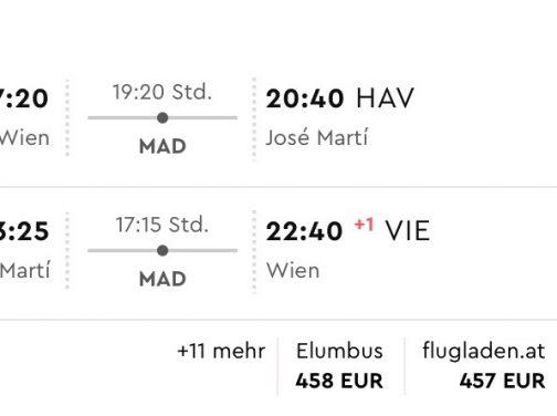 Kuba: z Viedne do Havany už od skvelých 438€