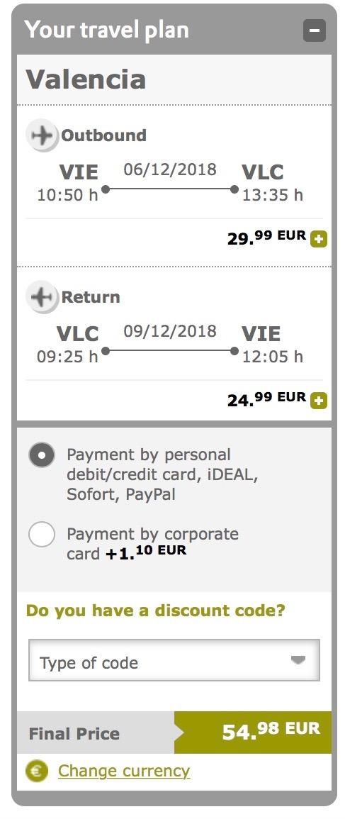 Španielska Valencia s odletom z Viedne v jesenných a zimných termínoch už od 55€