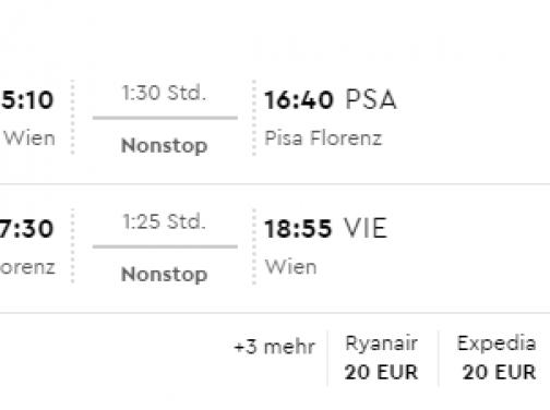 Toskánsko: Pisa s odletom z Viedne v príjemnom jesennom období už od úžasných 18€