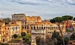 Rím na jeseň s odletom z Viedne už od výborných 40€