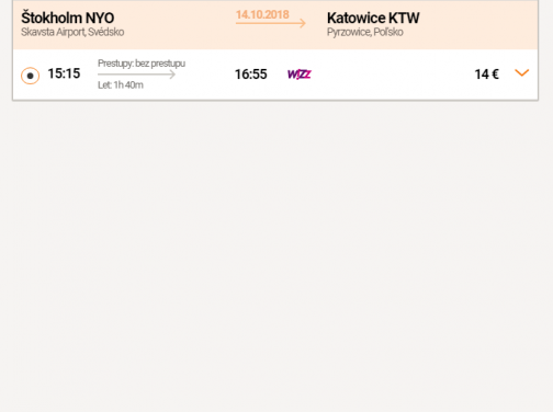 Na predĺžený víkend do Škandinávie (Oslo, Štokholm) s odletom z Katowíc od skvelých 28€