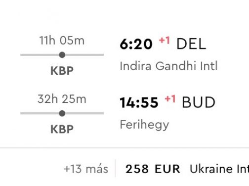 Super lacná INDIA: Dillí s odletom z Budapešti od skvelých 243€