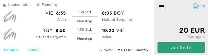 Na predĺžený víkend do Milána s odletom z Viedne už za skvelých 20€