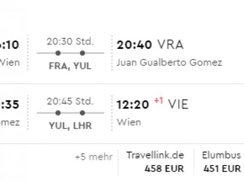 Kuba v TOP sezóne: Varadero s odletom z Viedne už od výborných 445€