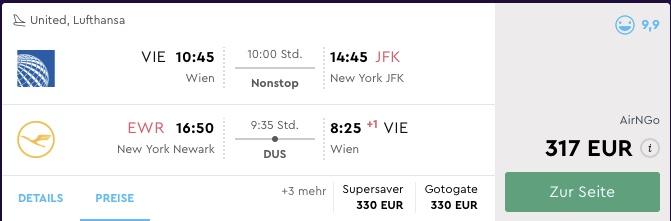 BLACK FRIDAY v New Yorku (odlet z Viedne) už za parádnych 621€ (letenka a 4 noci v 4* hoteli)