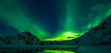 TOP PONUKA: Za polárnou žiarou na Island za neuveriteľných 51€ (odlet z Katowíc)