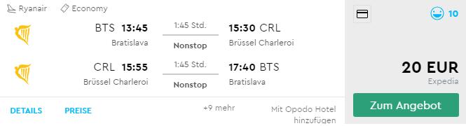 Belgicko: Na jesenný výlet do Bruselu s odletom z Bratislavy už od výborných 20€ (termíny aj na predĺžený víkend)