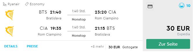 Jesenný a zimný Rím s odletom z Bratislavy už od skvelých 30€
