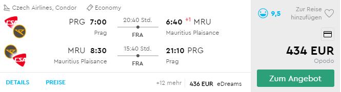 Exotický Maurícius s odletom z Prahy už za skvelých 434€ (20kg batožina v cene!)