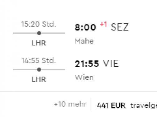 SEYCHELY: Letenky do raja z Viedne už od skvelých 441€