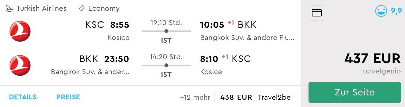 Thajsko v TOP sezóne: z Košíc do Bangkoku už od parádnych 437€