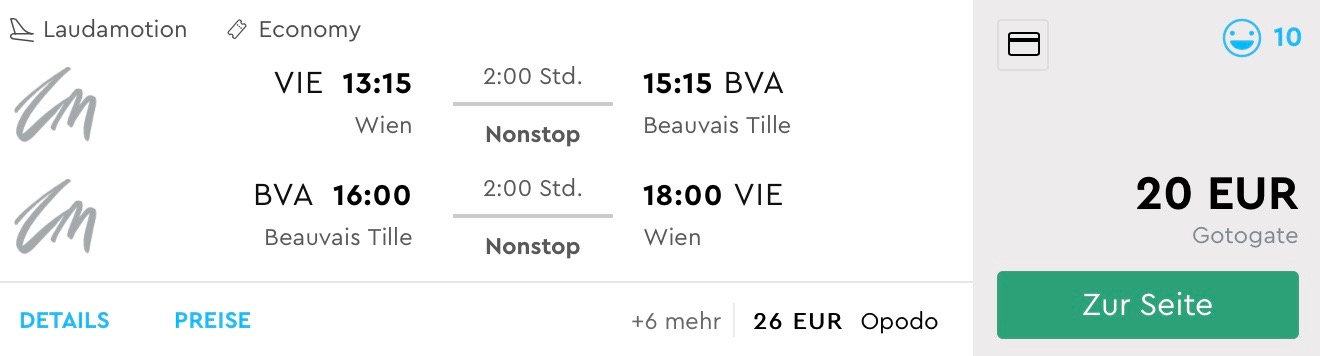 Na výlet do Paríža v jesenných a zimných termínoch už od parádnych 20€ (odlet z Viedne)