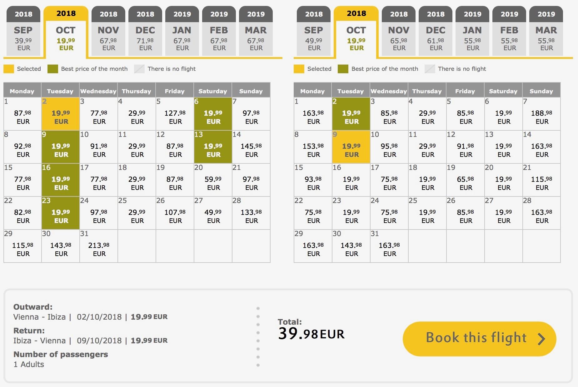 IBIZA: na neskoršiu letnú dovolenku s odletom z Viedne už za 40€