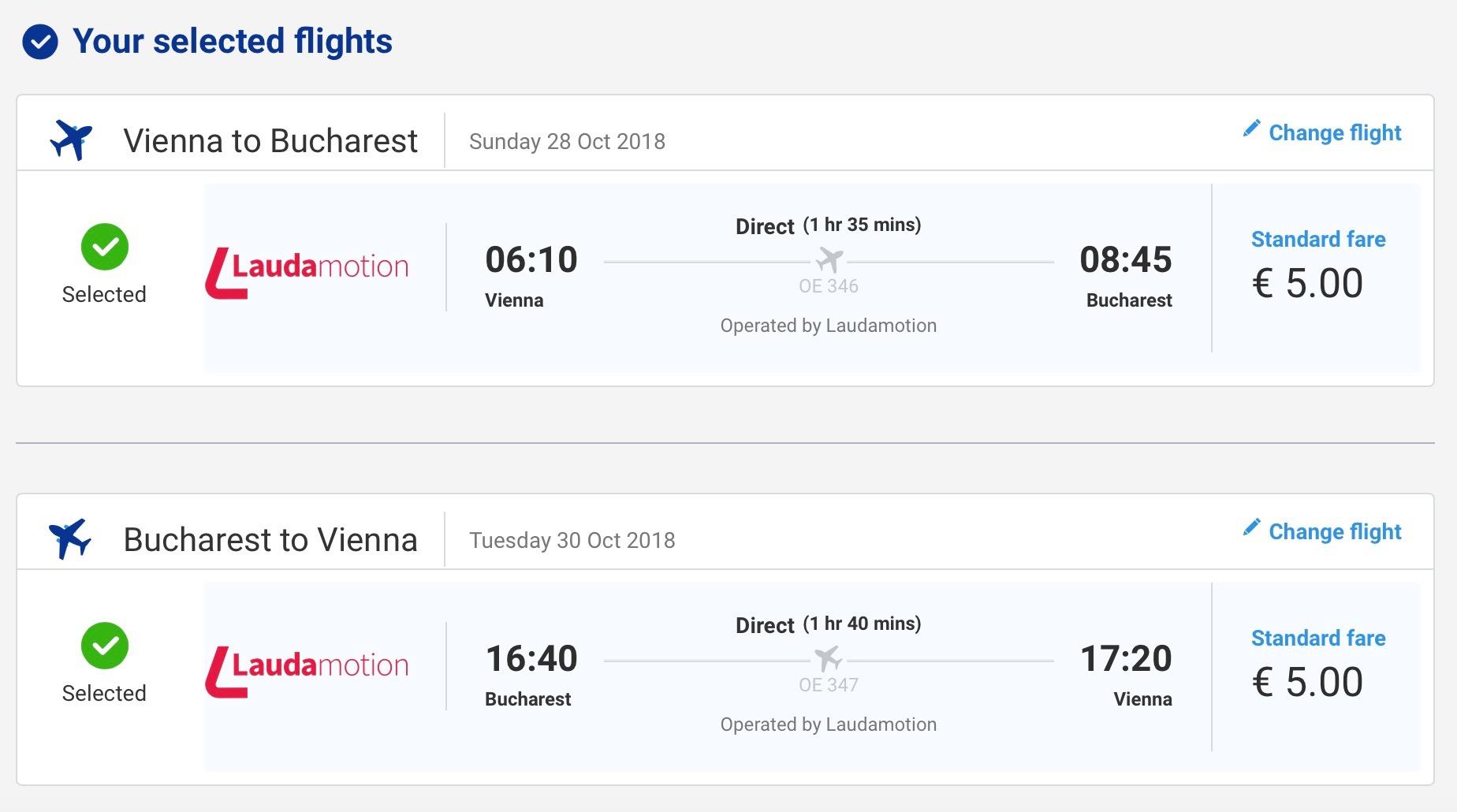 Rumunsko: Z Viedne do Bukurešti za úplne skvelých 10€