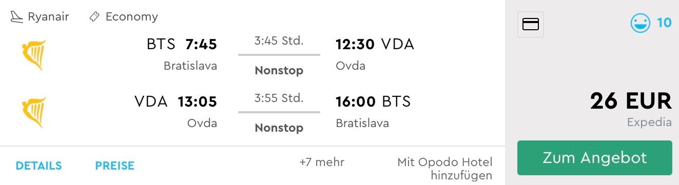 Izrael: Eilat s odletom z Bratislavy už od skvelých 26€ (termín aj na Silvestra!)