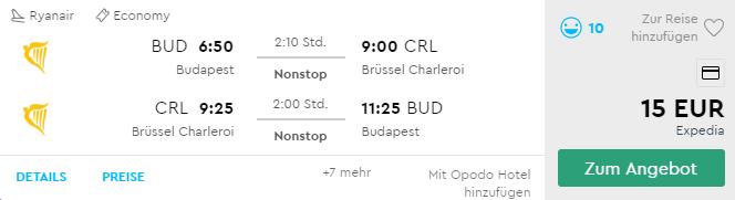 Predvianočný Brussel s letenkami z Budapešti už od skvelých 15€