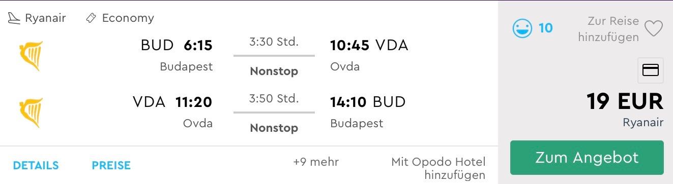IZRAEL: do Eilatu z Budapešti už od neskutočných 19€