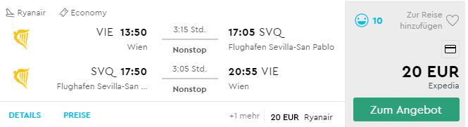 SEVILLA: na juh Španielska v zimnom období už za výborných 20€ (odlet z Viedne)
