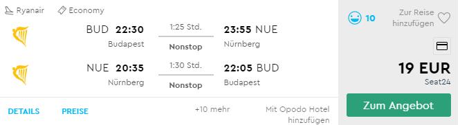 Na vianočné trhy do nemeckého Norimbergu s odletom z Budapešti už za skvelých 19€