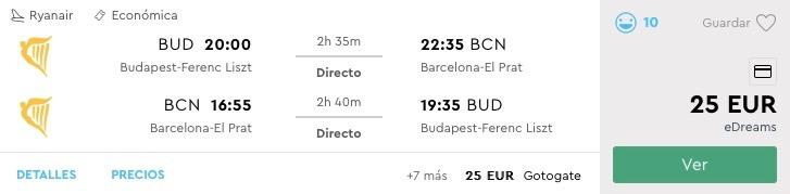 Barcelona v zimných mesiacoch s odletom z Budapešti už od fantastických 25€