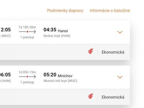 VIETNAM: Hanoj s odletom z Mníchova za výborných 299€ (batožina v cene!)