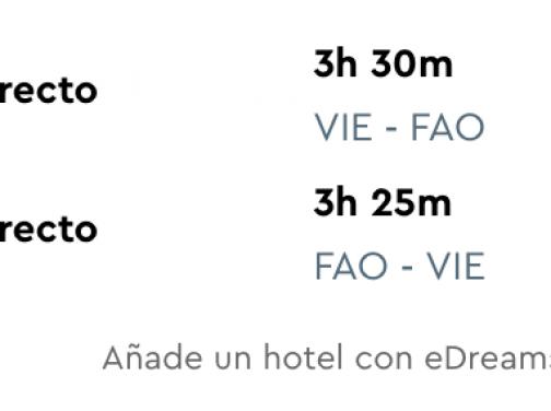 Predvianočné tipy na výlety do tepla: Faro, Sevilla, či Ammán s odletom z Viedne už od 18€