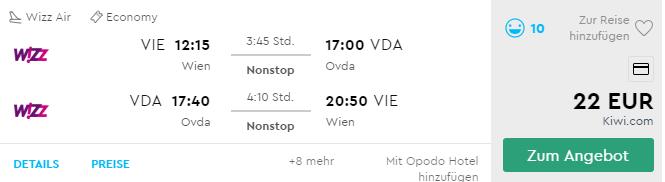 Izraelský Eilat s odletom z Viedne za fantastických 22€ (veľa dátumov)