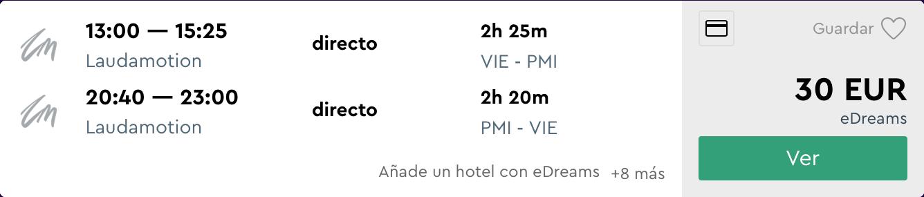 LETO 2019: letenky na Mallorcu, Ibizu a Krétu už od 30€ (odlety z Viedne a množstvo termínov)