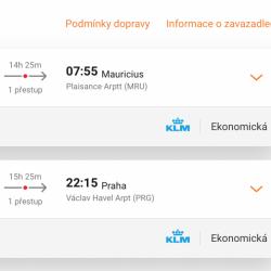 Exotický MAURÍCIUS s odletom z Prahy už za 518€ (batožina v cene!)