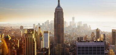NEW YORK (aj počas novoročných výpredajov) za skvelých 279€ (odlet z Viedne)