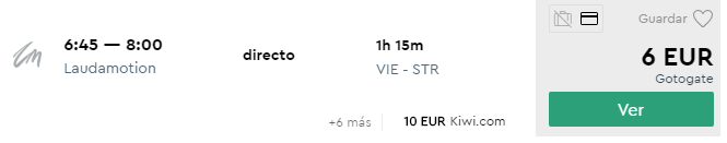 2 v 1: Stuttgart a Miláno s odletom z Viedne za neskutočných 21€