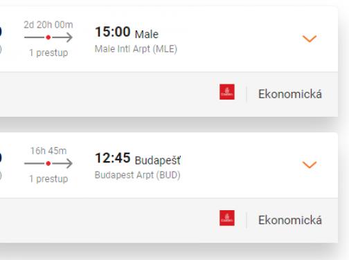 Emirates 2 v 1: DUBAJ a MALDIVY v rámci jednej cesty za výborných 669€ (odlet z Budapešti)