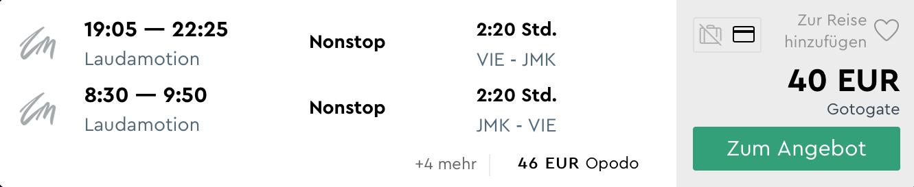 MYKONOS v aprílových termínoch za veľmi príjemných 40€ (odlet z Viedne)