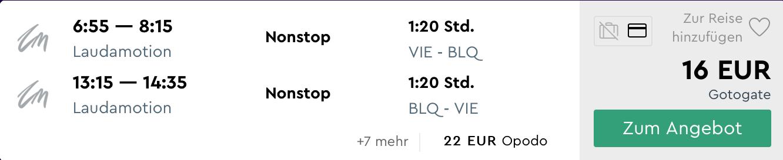 BOLOGNA v januárových termínoch za parádnych 16€ (odlet z Viedne)