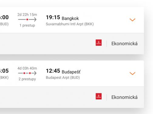 Emirates 3 v 1: DUBAJ, BANGKOK a HONG KONG v rámci jednej cesty za skvelých 679€ (odlet z Budapešti)