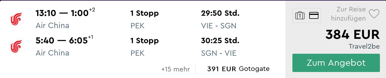 Vietnam: HO CHI MINH CITY s odletom z Viedne za fantastických 384€ (batožina v cene!)