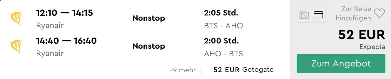 Jarná SARDÍNIA (Alghero) s letenkami z Bratislavy už od veľmi príjemných 52€ (termín aj na Veľkú noc)
