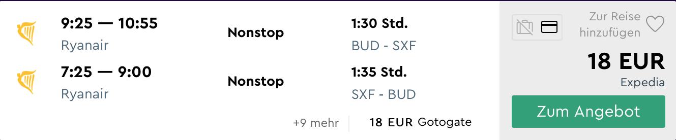 BERLÍN: do nemeckej metropoly s odletom z Budapešti už od parádnych 18€