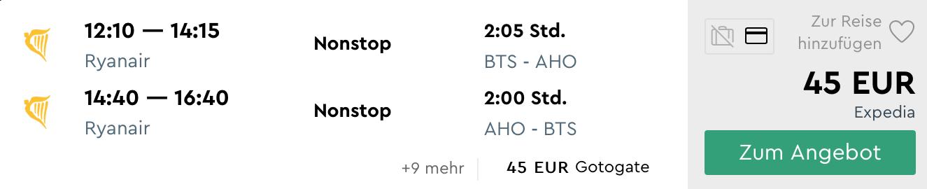 SARDÍNIA (Alghero) v aprílových termínoch s odletom z Bratislavy už od veľmi príjemných 45€