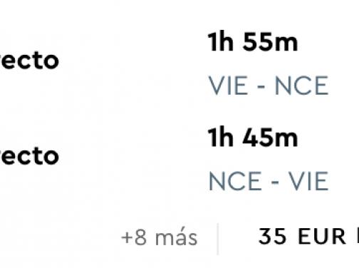 NICE na Azúrovom pobreží v príjemných jarných termínoch už od výborných 31€ (odlet z Viedne)