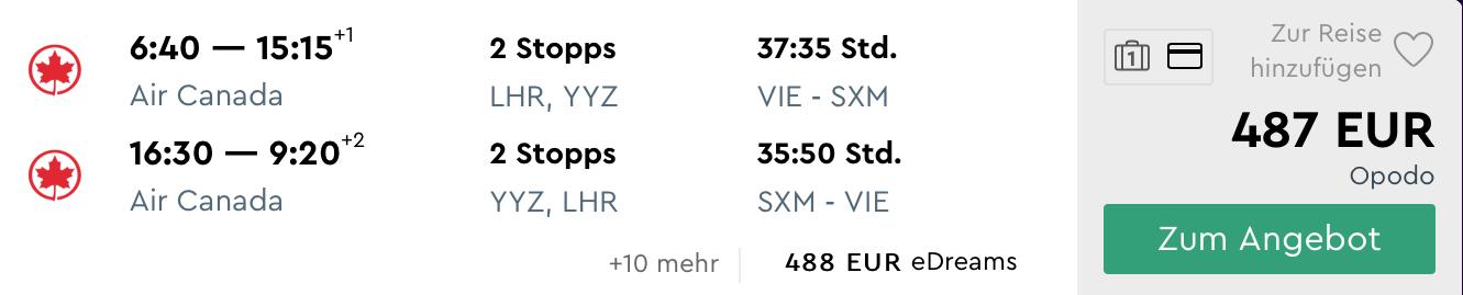 Karibik: ST. MARTIN s odletom z Viedne už od parádnych 487€ (batožina v cene, termín aj na Veľkú noc!)